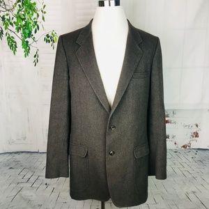 PATAGONIA Men's Herringbone Tweed Sportcoat 44L
